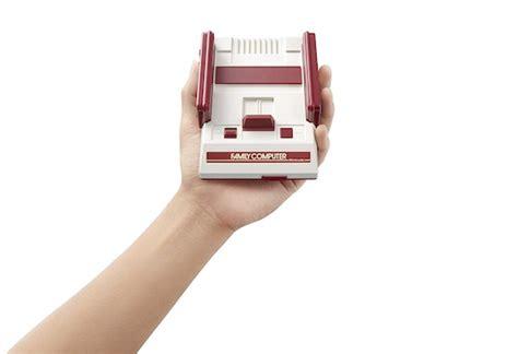 Nintendo Mini Famicom japan trend shop nintendo famicom mini nes classic console