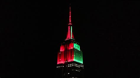 meet the man behind the empire state building s holiday