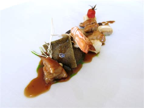 canapé foie gras vespasia chef emanuele mazzella norcia pg passione