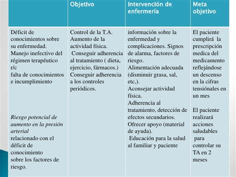 plan de cuidado de enfermeria para hipertension plan de cuidado de enfermeria para hipertension hta