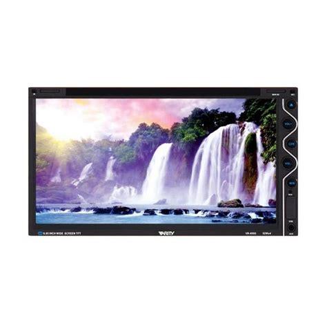 Harga Tv Mobil Merk Varity jual varity vr 6995 dvd tv monitor touch screen din
