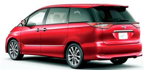 2019 Toyota Wish by 2019 Toyota Wish 4 Cylinder Colors Release Date Redesign
