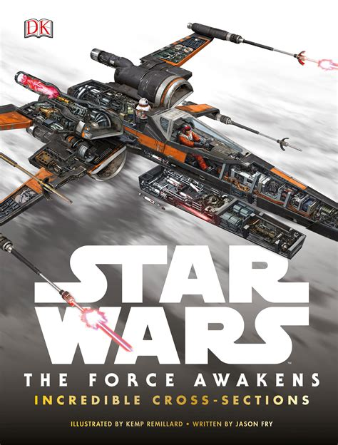 star wars cross sections a galaxy of star wars the force awakens books coming
