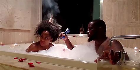bathtub for couples watch date night fail see how this couple s romantic