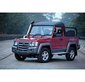 Force Motors LTD  Gurkha