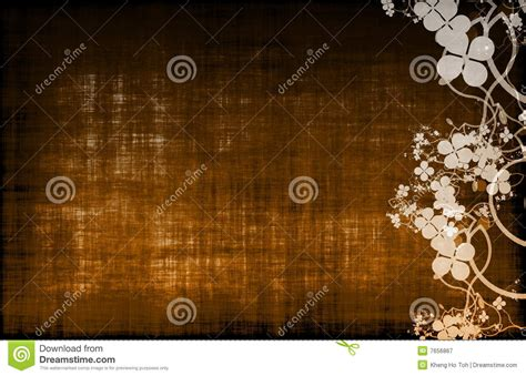 grunge floral parchment frame royalty free stock photos image 8762458 a grunge parchment floral background stock illustration image 7656867