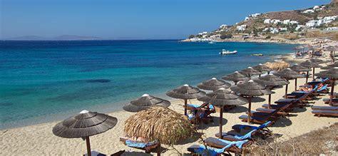 appartamenti tropicana mykonos spiagge di mykonos mykonos