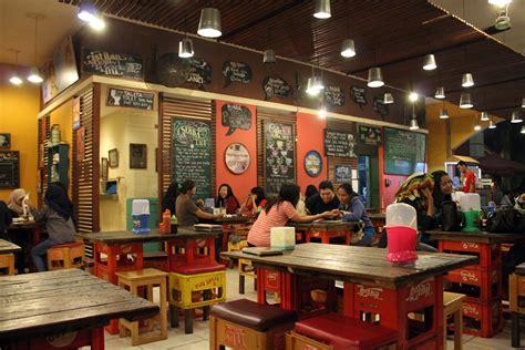 Boyman 2 By Kedai Muda Jakarta 9 tempat nongkrong di bekasi daerah timur selatan utara