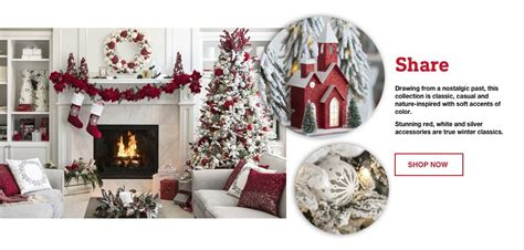 shop christmas decorations at lowes com
