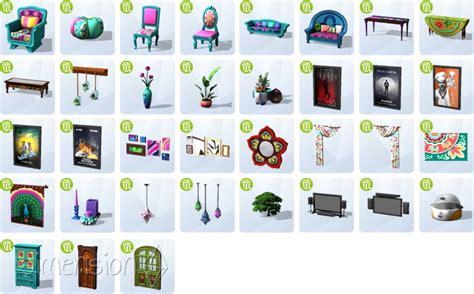 sims 4 kinderzimmer accessoires inhalt die sims 4 heimkino accessoires simension