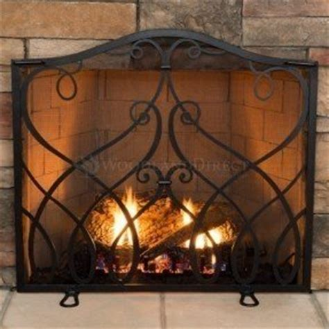 Decorative Fireplace Screens Wrought Iron by Decorative Fireplace Screens Wrought Iron Foter