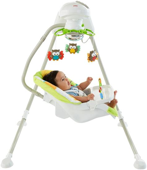 fisher price swing cradle view larger