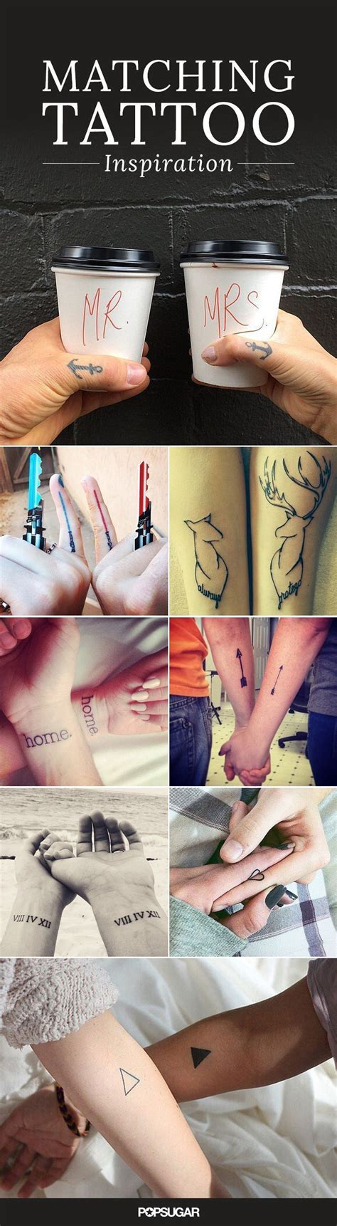 creative tattoo for couples 30 matching tattoos for couples who are in it to win it