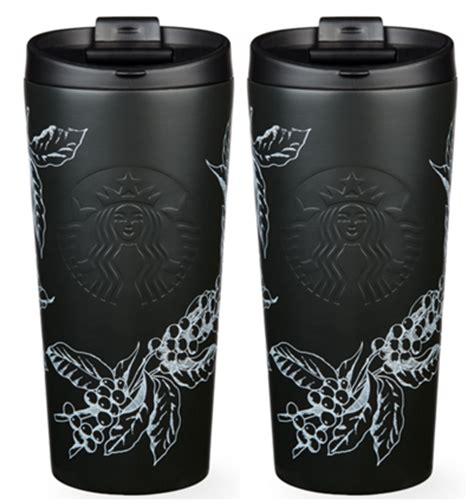 New Termos Starbucks Original Black Matte Grande Original 40 starbucks coffee refill tumbler free coffee