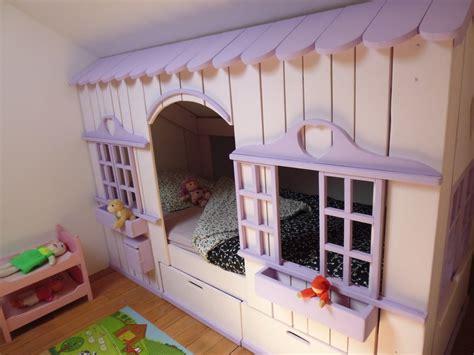 fabriquer un lit cabane fabriquer une cabane sous un lit