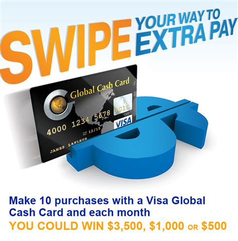 Sweepstakes Processing Center - global cash card charges payday money center