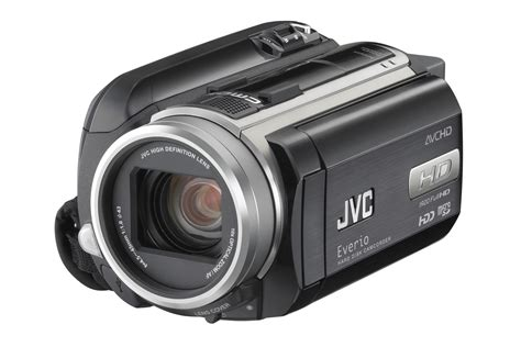 Jvc 2007 High Definition Everio Camcorder by Jvc Everio Gz Hd40 Review High Definition Jvc Camcorder