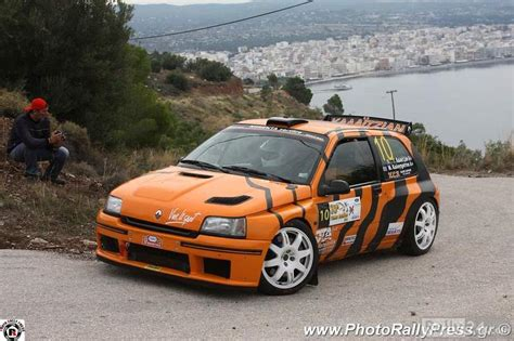 renault clio v6 rally car renault clio maxi kit car rally cars for sale