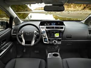Toyota Interior 2016 Toyota Prius V Price Photos Reviews Features
