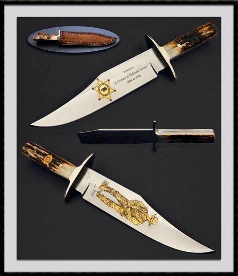 custom buck knives rck custom made knives by buck custom