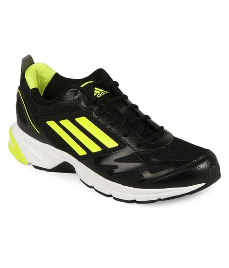 buy adidas black zeta sports shoes for snapdeal