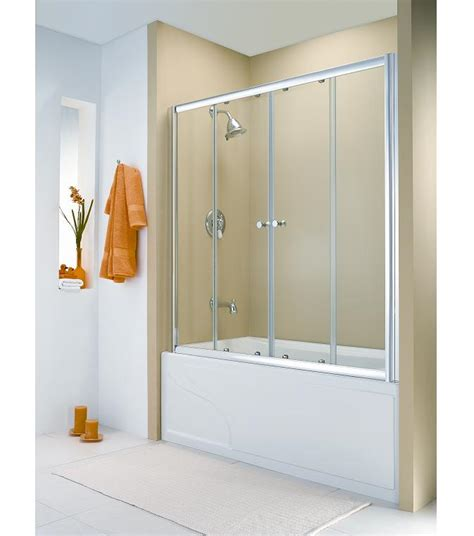 bathtub sliding glass door bathroom sliding door for families with kids and elderly