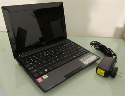 Laptop Acer Aspire One 522 acer aspire one 522 netbook unboxing and look liliputing