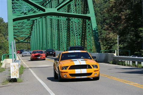 varner ford clinton tennessee october mustang of the month 45th anniversary mustang