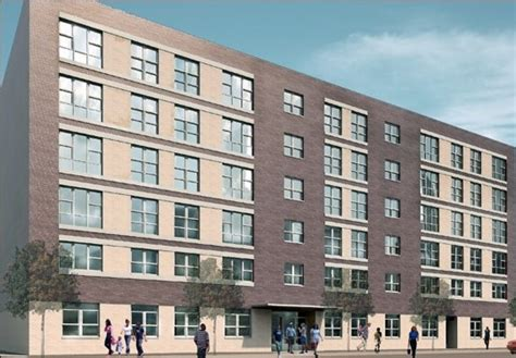 Midtown Apartments Boulder Co Bronx Affordable Property Opens Doors