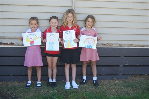 Drawing 1 Class In College by Going To In Class At Sorrento Primary