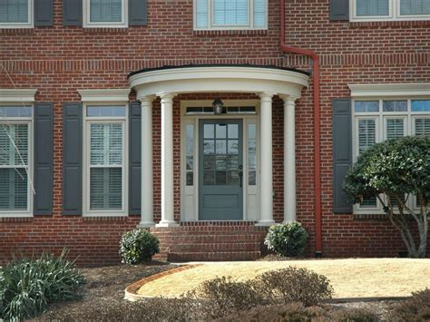 front door colors with red brick 13 favorite front door colors hardscape design