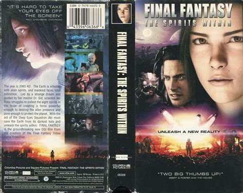 film fantasy in dvd what other final fantasy movies are there