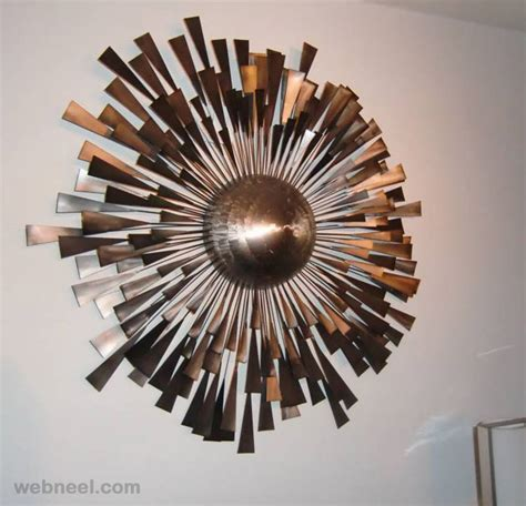 contemporary wall sculpture 35 beautiful wall sculptures metal modern and outdoor
