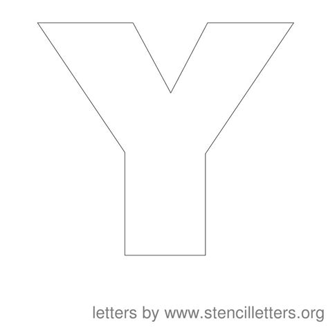 letter y template best photos of letter y template printable letter y
