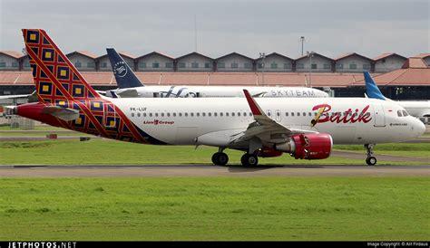 batik air a330 pk luf airbus a320 214 batik air alif firdaus