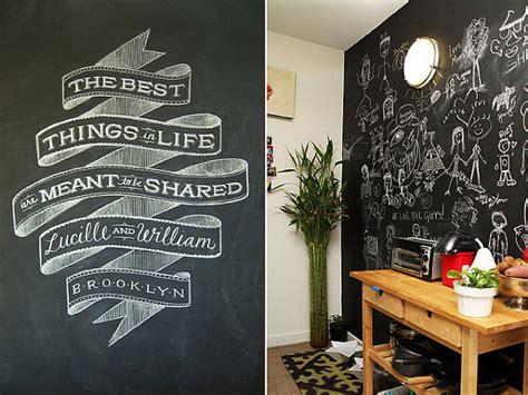 chalkboard madness   home organization