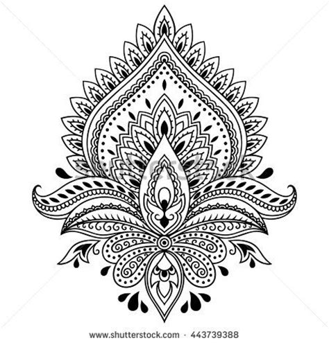 pattern making meaning to hindi oblong mandala coloring page henna tattoo flower