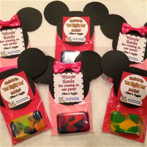 Minnie Mouse Party Giveaways - best inspired by labels products on wanelo