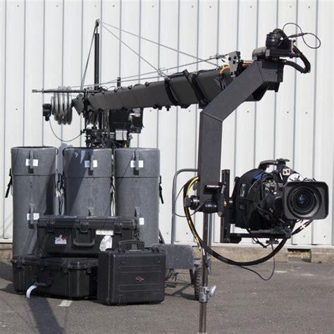jimmy jib crane jg broadcast polecam jimmy jib hire cameraman