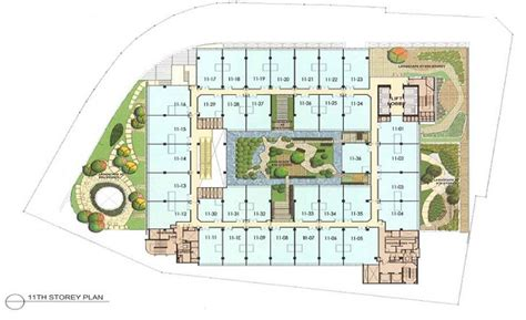 medical center floor plan novena medical center sinaran drive commercial