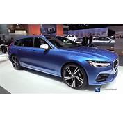 Volvo V60 Estate R Design  2018 Reviews
