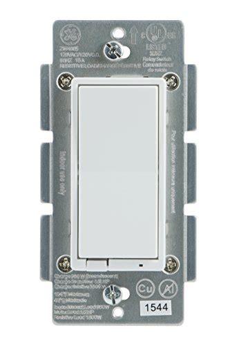 ge z wave plus wireless smart lighting smart switch z wave ge z wave plus wireless smart lighting in wall on