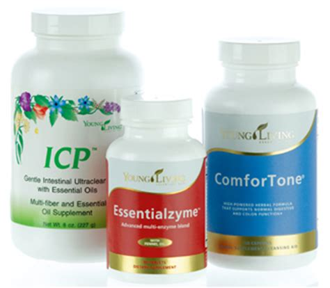 Detox Trio Colon Cleanse by Living Cleansing Trio Kit Buy Here