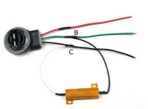 f150 led turn signal resistor led wiring resistor on turn signals led lights resistor elsavadorla