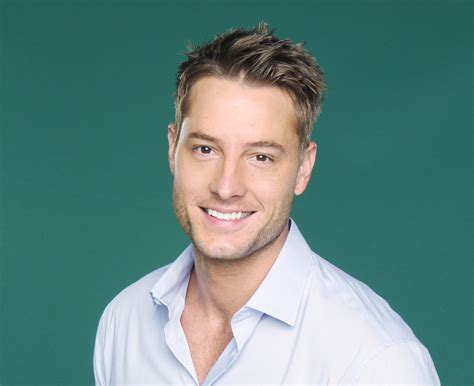 young and the restless star justin hartley to adam newman preview the young the restless star justin hartley s new