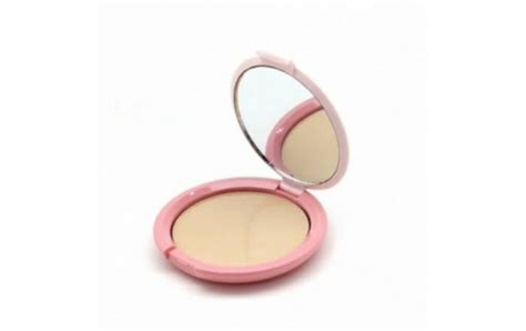 Bedak Emina Bare With Me Emina Bare With Me Mineral Compact Powder