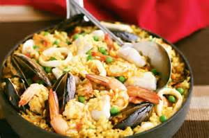 seafood paella recipe dishmaps