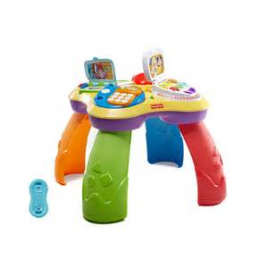 Fisher Price Laugh And Learn Puppy Table by Fisher Price Laugh Learn Puppy Friends Learning Table