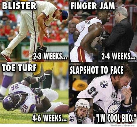 Soccer Hockey Meme - why hockey is the manliest sport weknowmemes