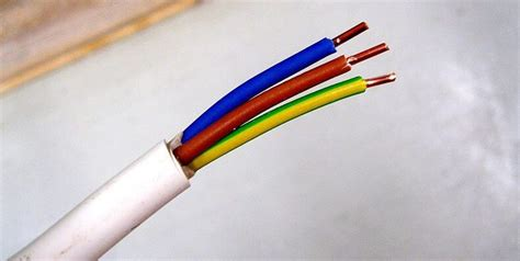 neutral wire colour repair wiring scheme